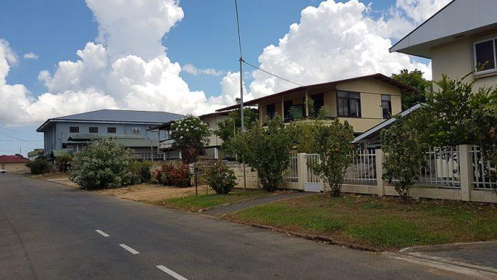 Aluminiumstraat-Paramaribo