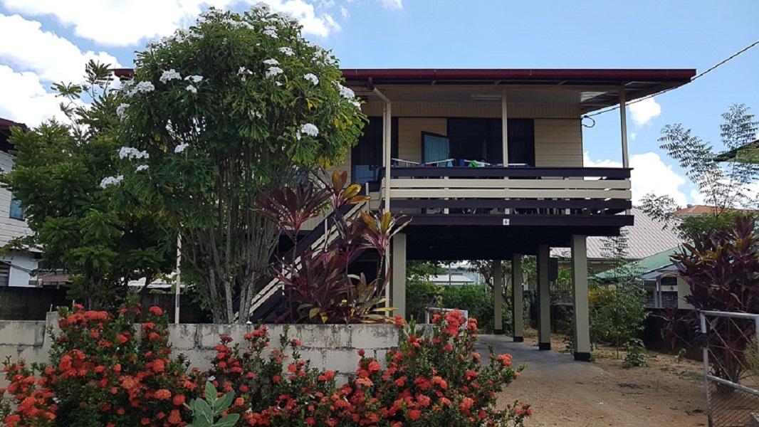 Aluminiumstraat Paramaribo
