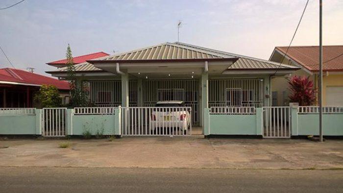 Klik hier voor de afbeeldingen van de Sao Paulostraat Paramaribo Suriname